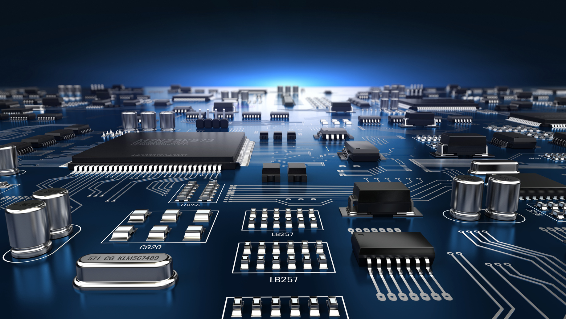 Hallmark Electronics About Us Our History Who We Are Electronic Design At Ltd Work Hard To Make The Difference For All Of Customers